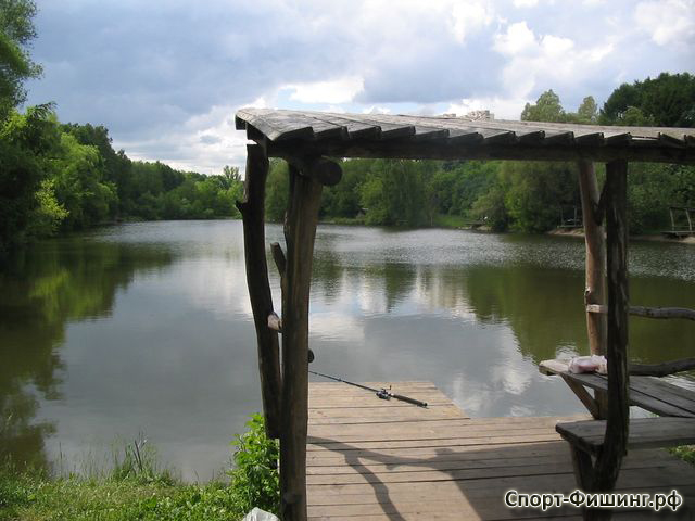 рыболовный рай рыболовная база